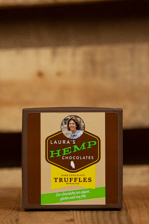 Laura's Mercantile Laura's Hemp Chocolates Truffles