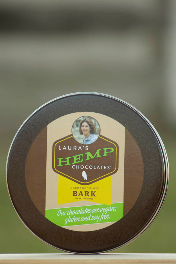 Laura's Mercantile Hemp Chocolate Vegan