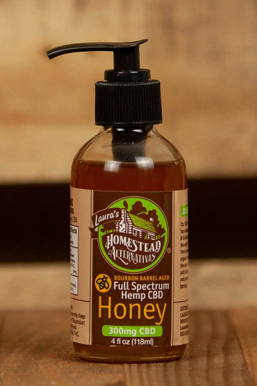 Full Spectrum CBD Oil Sweets Honey 300mg