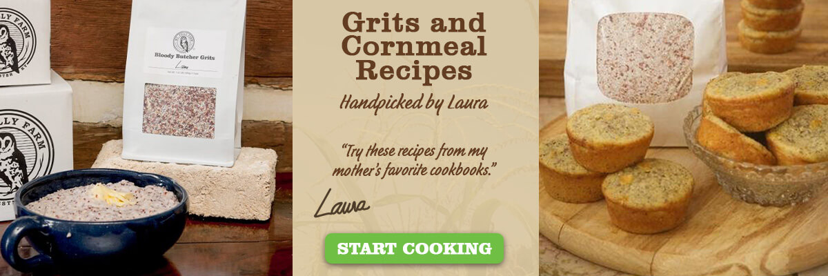 Grits and Cornmeal Recipes