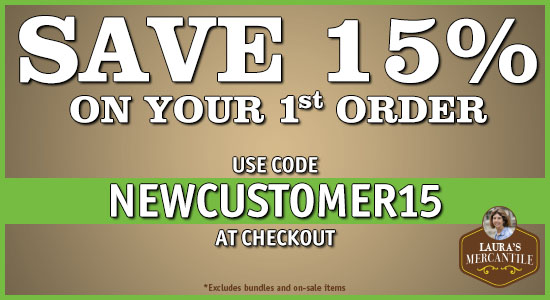 NEWCUSTOMER15 - Save 15% on tour 1st order