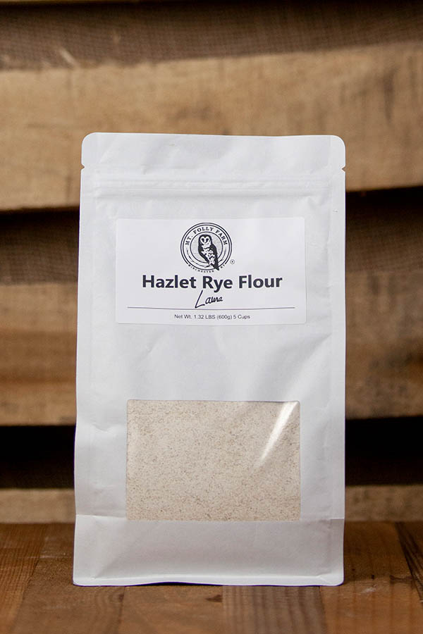 Mt. Folly Farm - Hazlet Rye Flour Front