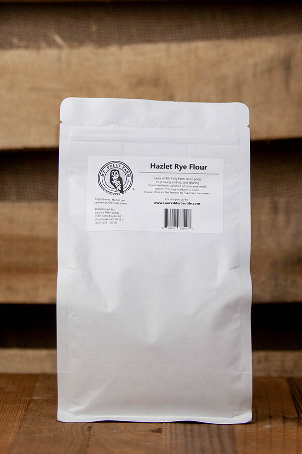 Mt. Folly Farm - Hazlet Rye Flour Back