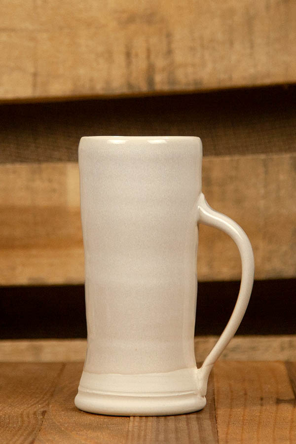 Dirty South Pottery Hand Thrown Porcelain Clay Color Cotton Tail
