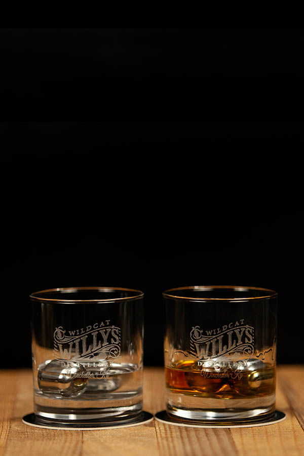 Wildcat Willy's Distillery 11oz Old Fashioned Glass