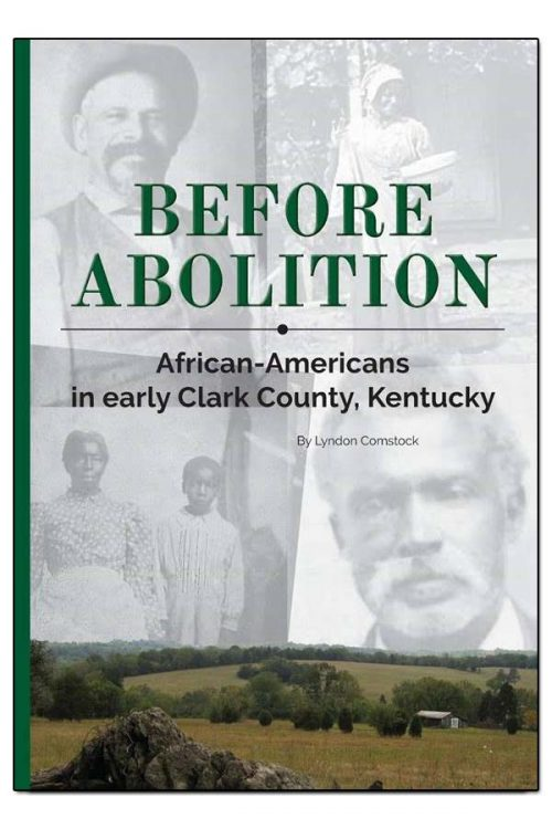 Before Abolition by Lyndon Comstock